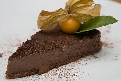 Tarte au chocolat 3