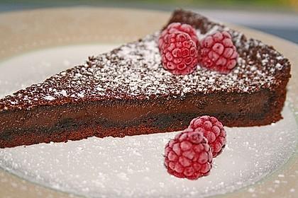 Tarte au chocolat 2
