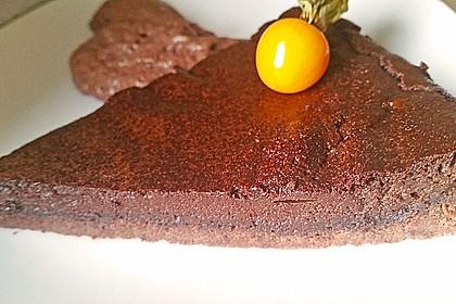 Tarte au chocolat 8