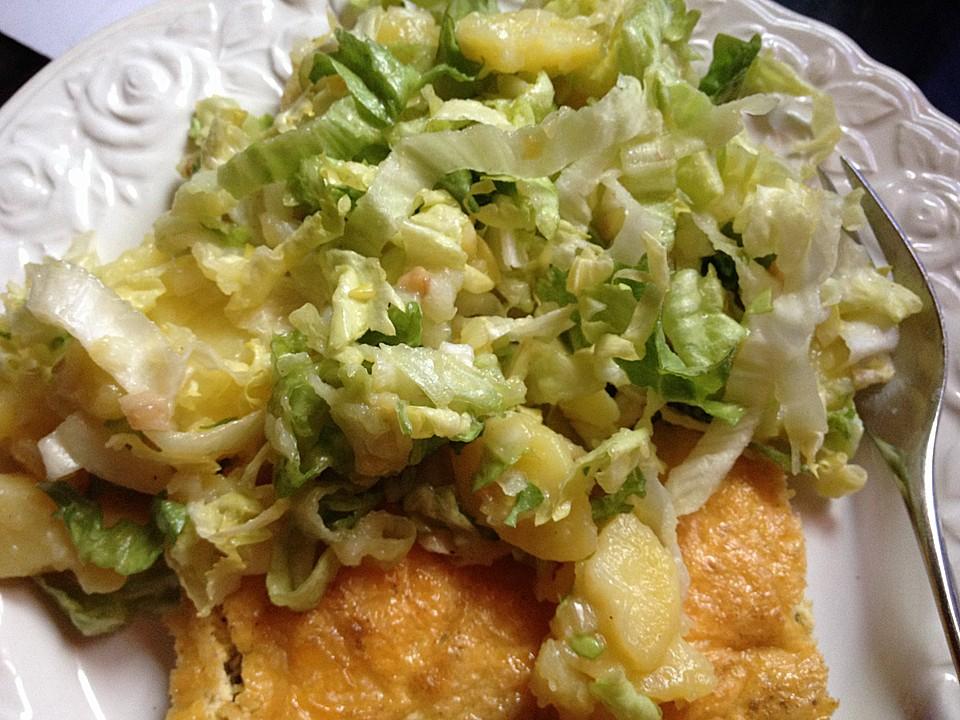 warmer kartoffelsalat bayrisch