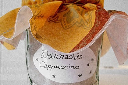 Angys Weihnachts - Cappuccino 25