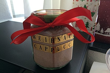Angys Weihnachts - Cappuccino 24