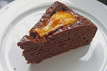 Birnen - Schokolade - Kuchen 12