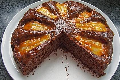 Birnen - Schokolade - Kuchen 19