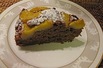 Birnen - Schokolade - Kuchen 93