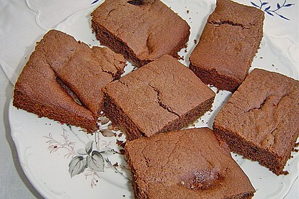 Birnen - Schokolade - Kuchen 96