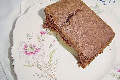 Birnen - Schokolade - Kuchen 81