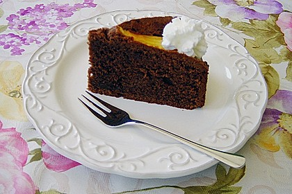 Birnen - Schokolade - Kuchen 27