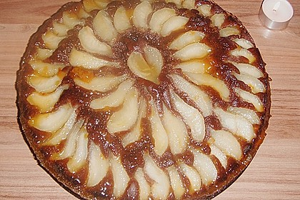 Birnen - Schokolade - Kuchen 37