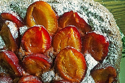 Birnen - Schokolade - Kuchen 86