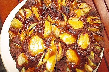 Birnen - Schokolade - Kuchen 98