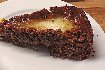 Birnen - Schokolade - Kuchen 55