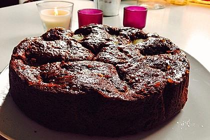 Birnen - Schokolade - Kuchen 67