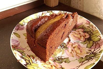 Birnen - Schokolade - Kuchen 92