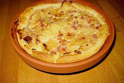 Herzhafte Tartelettes mit Apfel 1
