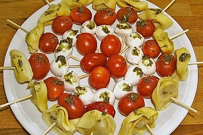 Tortellini - Spießchen 6