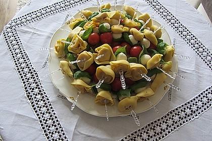 Tortellini - Spießchen 12