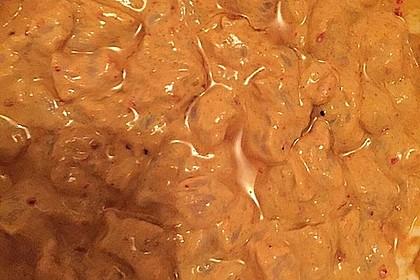 Hähnchen in Kokos Curry Soße 16