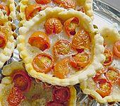 Kirschtomaten - Tartelettes (Bild)