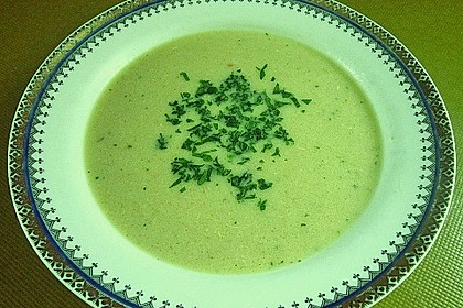 Bärlauch-Kartoffel-Suppe 14