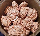 Saftige Kokosmakronen (Bild)