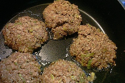 Quinoa - Bratlinge 15