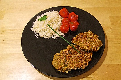 Quinoa - Bratlinge 14