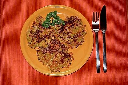 Sellerie - Karotten - Bratlinge 8