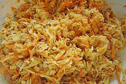 Sellerie - Karotten - Bratlinge 5