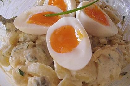 Einfacher Kartoffelsalat 1