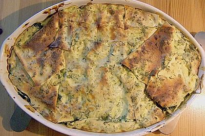 Lachs - Lasagne