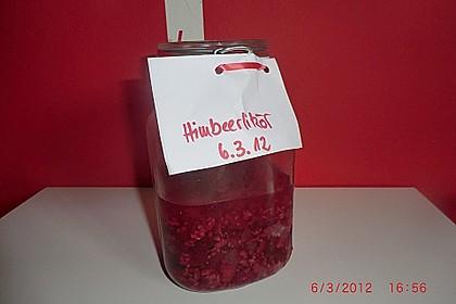 Himbeerlikör 16