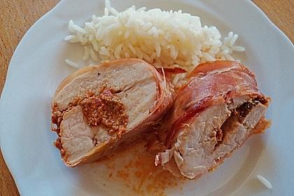 Gefüllte Schweinefilets mit Parmaschinken 37