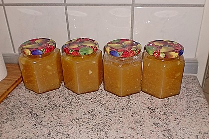 Apfel - Birnen - Marmelade 4