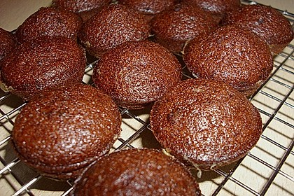 Mini - Baleys - Muffins