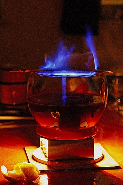 Feuerzangenbowle — Rezepte Suchen