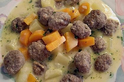 Böhmische Kartoffelsuppe 9