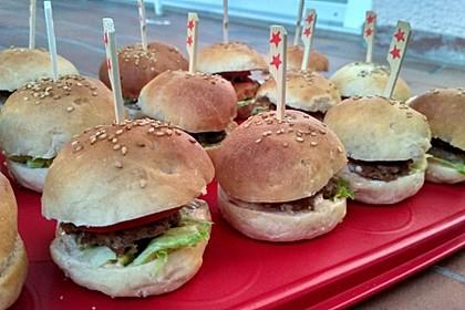 Brötchen für Hamburger 52