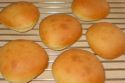 Brötchen für Hamburger 70