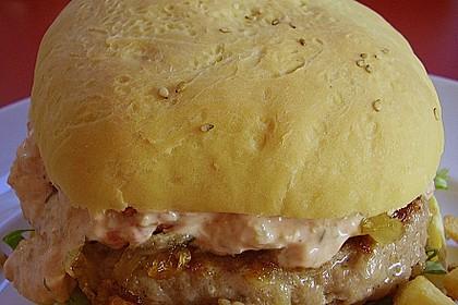 Brötchen für Hamburger 121