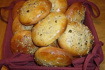 Brötchen für Hamburger 158
