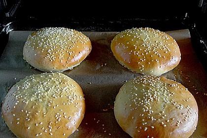 Brötchen für Hamburger 63