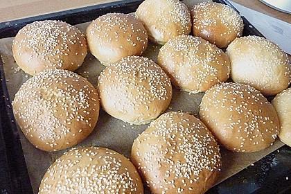 Brötchen für Hamburger 84