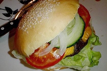 Brötchen für Hamburger 50