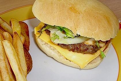 Brötchen für Hamburger 58