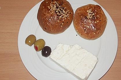 Brötchen für Hamburger 194