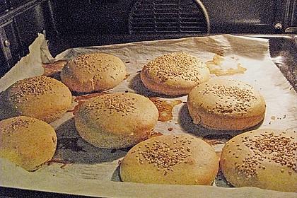 Brötchen für Hamburger 132