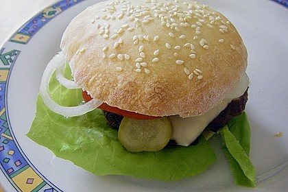 Brötchen für Hamburger 38
