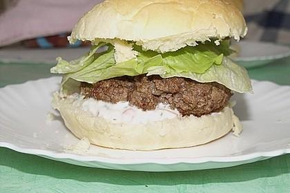Brötchen für Hamburger 145