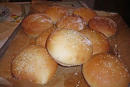 Brötchen für Hamburger 117